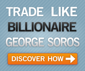 Trade penny stocks like billionaire George Soros